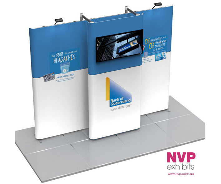 Modular Exhibition Stands NVP-023