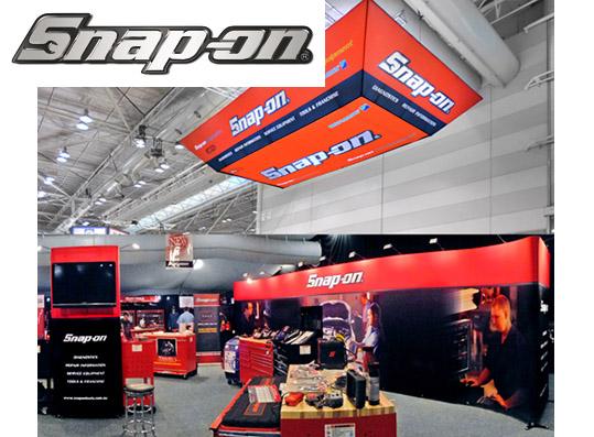 Modular exhibition stands NVP-036