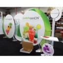 6m × 3m Modular exhibition stands