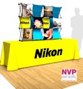 Pop Up Display Stand