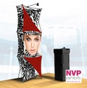 1x3 O Xpressions XSNAP Pop Up Display Stand