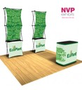 pop up stands for trade shows and shopping centres