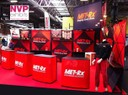 Pop up portable trade show displays