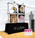 2x2 G Xpressions XSNAP Pop Up Display Stand