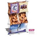2x3 E Xpressions XSNAP Pop Up Display Stand