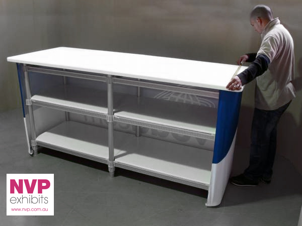 Portable Exhibition Counter : China portable exhibition counter tradeshow display counter expo