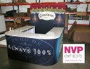 Portable bars for events