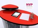 iPad counter top insert