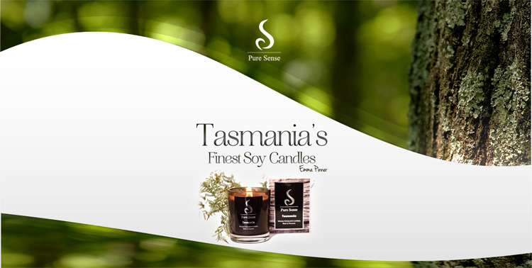 Soy Candle - Exhibition Stands