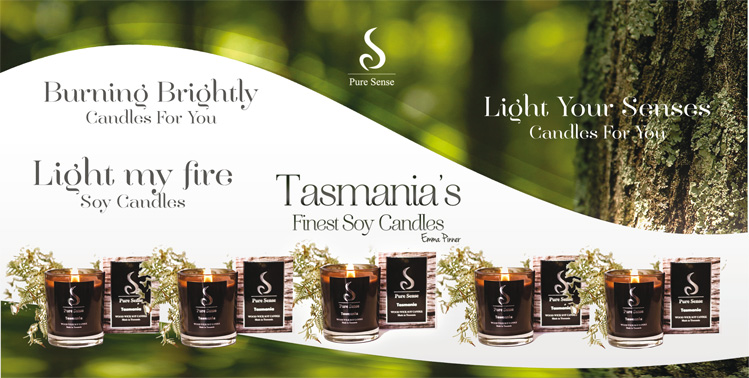 Soy Candle - Exhibition Stands 2
